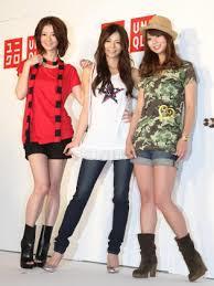 三姉妹_ユニクロ_0001