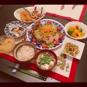 里田まい_料理_0002