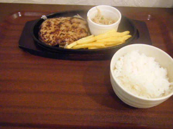 箸で食べるあつあつ鉄皿ハンバーグとカレーのお店_0002