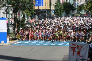 大通公園_北海道マラソン_0001