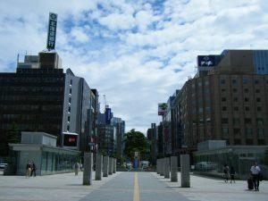 札幌駅南口_0001