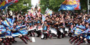 大通公園_YOSAKOIソーラン祭_0001