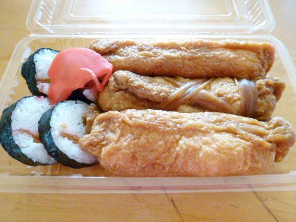 埼玉 いなり寿司